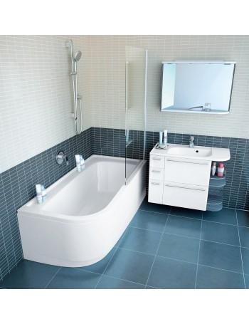Ravak vonia PRAKTIK LUX 185x90 cm