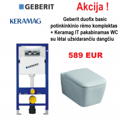 Geberit ir Keramag IT AKCIJA!