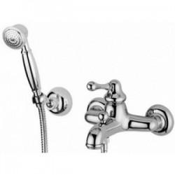 Bugnatese MAYA maišytuvas voniai su dušo komplektu