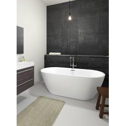 Riho Inspire 180x80 cm laisvai statoma akrilinė vonia