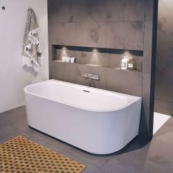 Laisvai statoma vonia Riho Desire Back2wall 180x84 cm