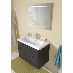 RIHO veidrodis 60x60 cm su apšvietimu