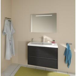 RIHO veidrodis 100x60 cm su apšvietimu