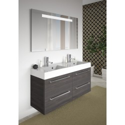 RIHO veidrodis 120x60 cm su apšvietimu