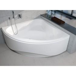 RIHO kampinė vonia Neo 140x140 cm su kojelėmis