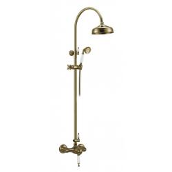 Bugnatese OXFORD dušo sistema, bronza
