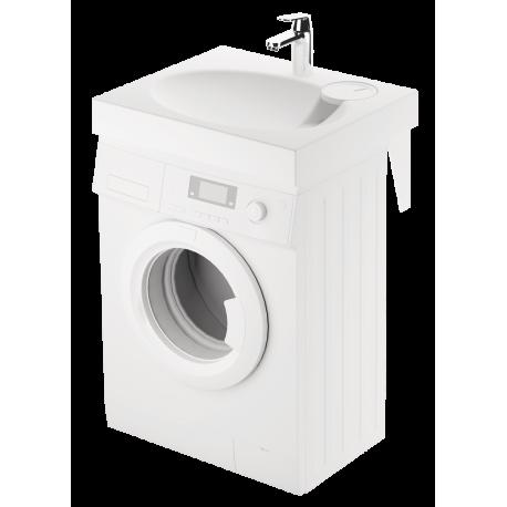 PAA Claro Mini praustuvas virš skalbimo mašinos