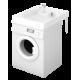 PAA Claro Grande pakabinamas praustyvas virš skalbimo mašinos