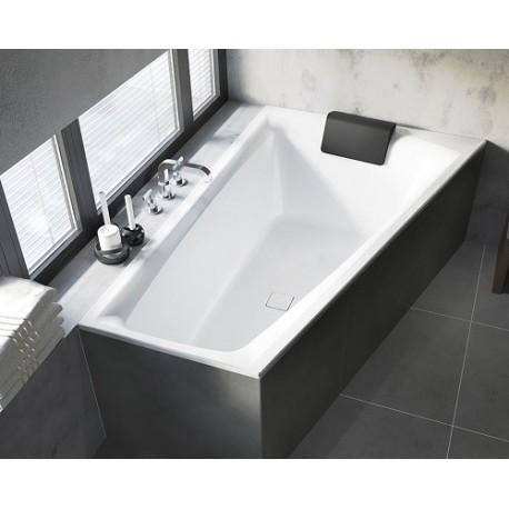 Asimetrinė vonia RIHO Still Smart 170x110 cm