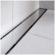 Dušo latako komplektas Tecelinus 70 cm 2in1 su steel/plate grotelėmis