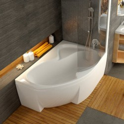 Ravak asimetrinė vonia ROSA ll