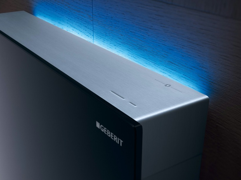 Geberit Monolith Plus LED pašvietimas